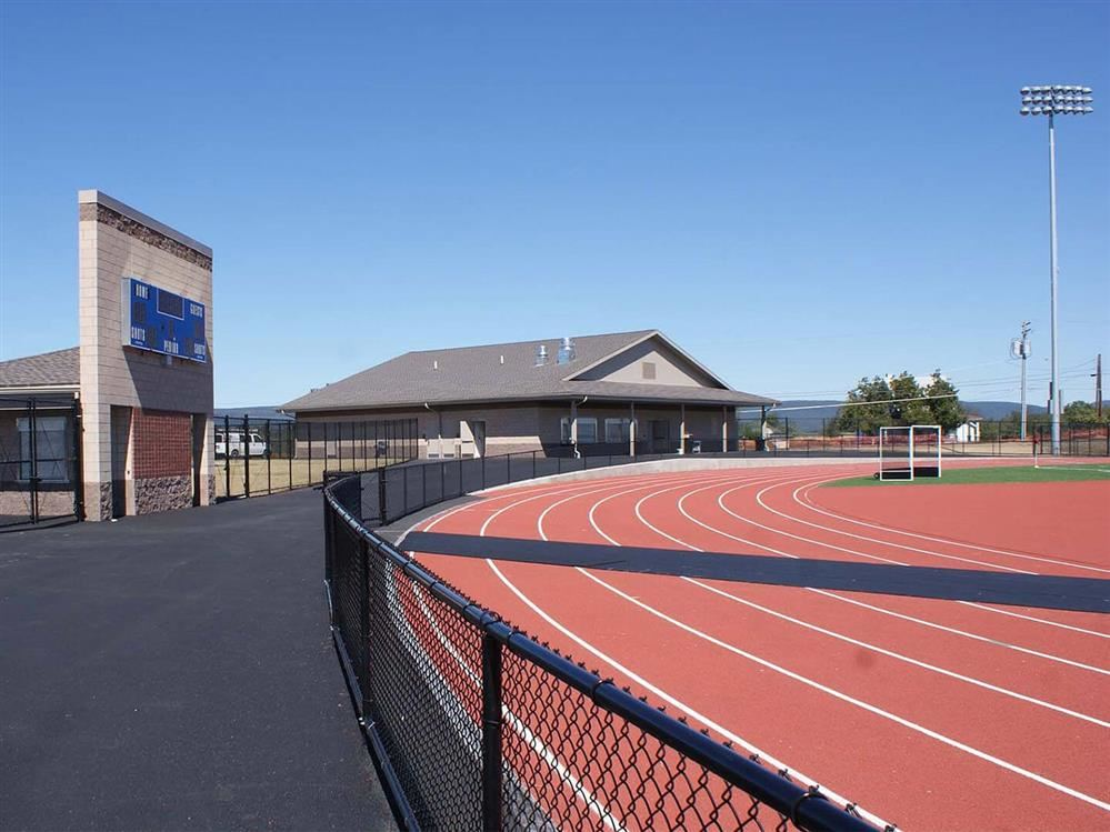 Facilities Re-open - Stadium, Track, & Tennis Courts